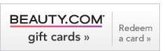 Beauty.com gift cards