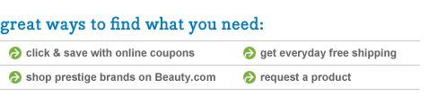 find what you need at drugstore.com
