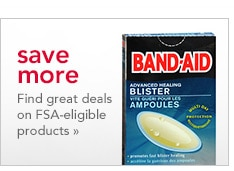 save more, find great deals on FSA-eligible products