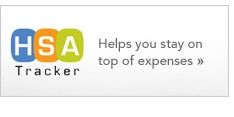 HSA tracker helps you stay on top of expenses