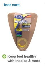 keep feet healthy with insoles and more