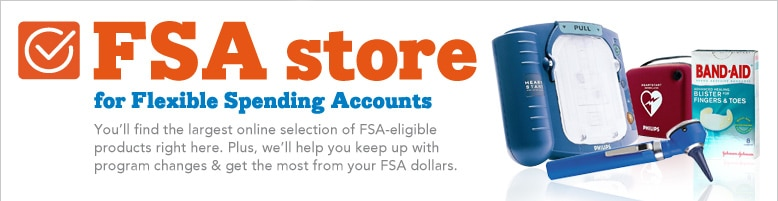 FSA store for Flexible Spending Accounts  