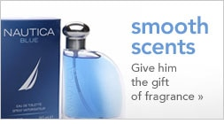 smooth scents give him the gift of fragrance