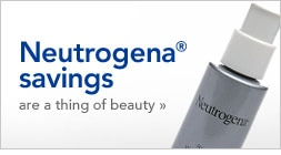 Neutrogena savings are a thing of beauty