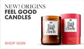 Shop for new Origins Feel Good Candles