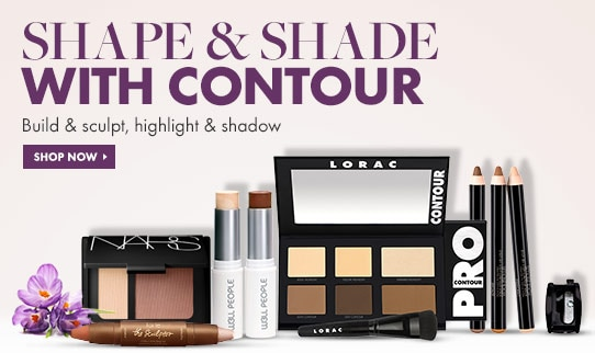 shop for products to contour your face