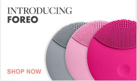 Introducing Foreo skin care products