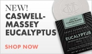 New Caswell-Massey Eucalyptus Collection