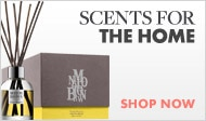 Shop scents for the home