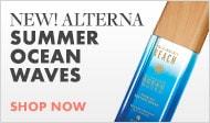 New! Alterna Summer Ocean Waves Spray