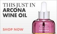 Just In! Arcona Wine Oil