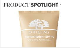 Origins Product Spotlight