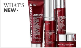 Peter Thomas Roth What's New
