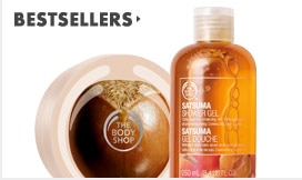 The Body Shop Bestsellers
