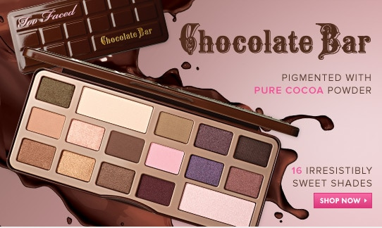 Shop Too Faced Chocolate Bar Eye Shadow Collection