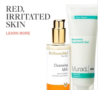 Beauty solutions - Red, Irritate Skin