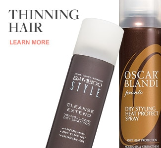 Beauty Solutions - Thinning Hair