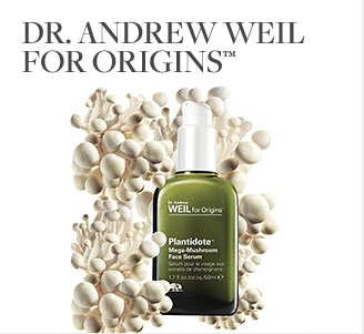 Dr. Andrew Weil For Origins