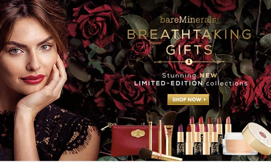 bareMinerals Holiday 2015 Collection