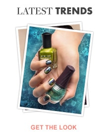 Girly Goth | Fall 2016 Nail Trends