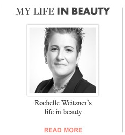 My Life in Beauty | Rochelle Weitzner