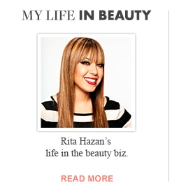 My Life in Beauty-Rita Hazan