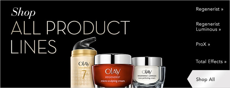 Shop all Olay product lines