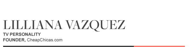 Guest Editor Lilliana Vazquez