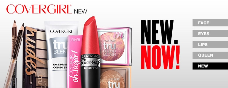 Shop New COVERGIRL Products