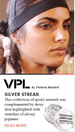 VPL by Victoria Bartlett Silver Streak Runway Recap Spring 2013