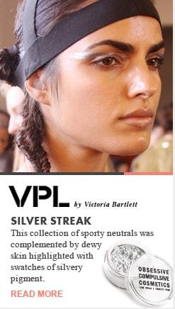 VPL by Victoria Bartlett Silver Streak Runway Recap Spring 2013