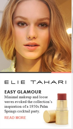 Elie Tahari Easy Glamour Runway Recap Spring 2013