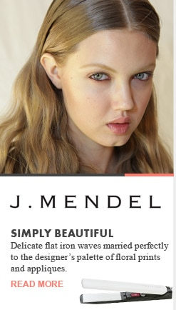 J.Mendel Simply Beautiful Runway Recap Spring 2013