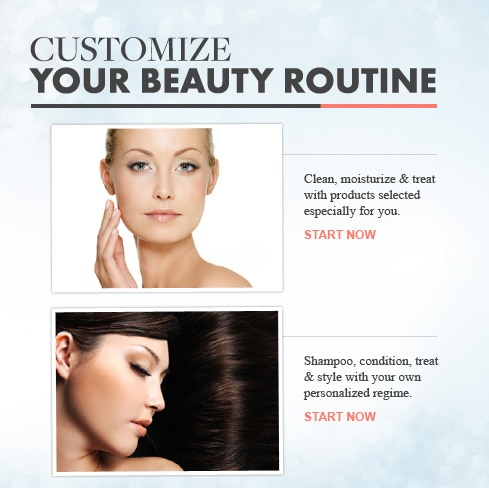 Customize Your Beauty Routine