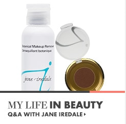 My Life in Beauty | Jane Iredale