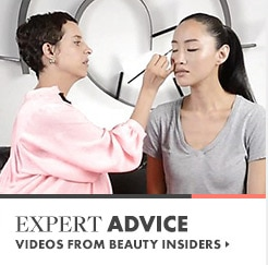 Expert Advice-Videos from Beauty Insiders