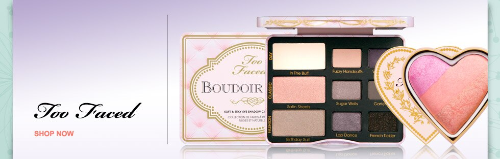 Too Faced Spring 2013 Color
