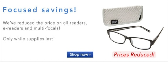 Reader Sale