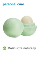 Moisturize naturally