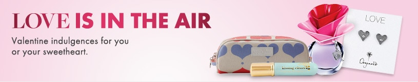 Love is in the air - Valentine indulgences