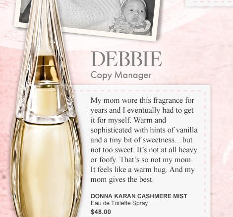 Debbie, Copy Manager