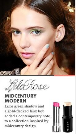 LELA ROSE Midcentury Modern