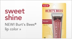 Burts Bees lip color