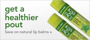 get a healthier pout save on natural lip balms