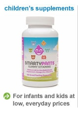 children's supplements for infants and kids at low, everyday prices