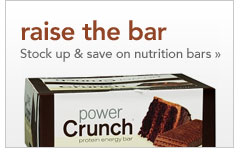 nutritional bars