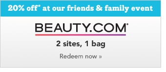 Beauty.com Friends & Family Event on now