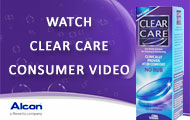 Watch the Clear Care Consumer Video!