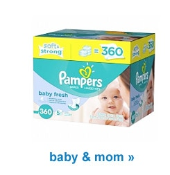 shop Auto-Reorder &amps Save baby and mom items