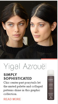 Yigal Azrouel Simply Sophisticated